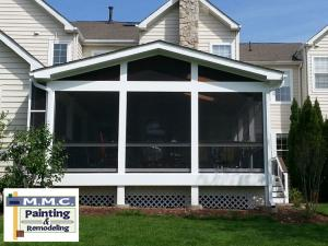 Bellmont Ridge Country Club ScreenPorch