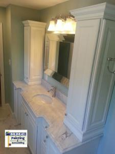 Fairfax Master Bathroom